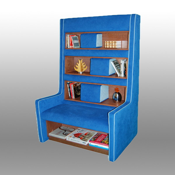 Lulu Library Chair