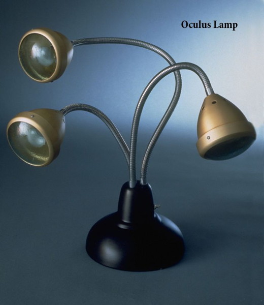 Oculus Lamp